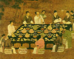 Chinese Ancient Banquet